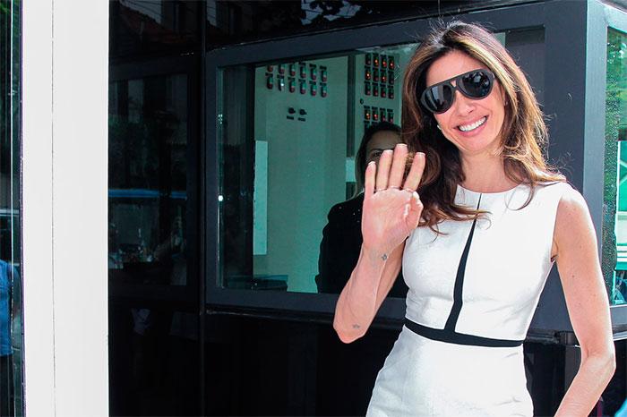 Luciana Gimenez também vai para colégio do filho (foto: divulgação)