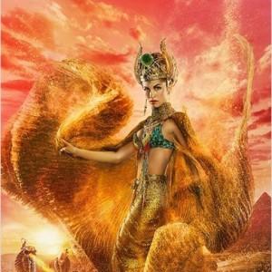 deuses do egito (foto: divulgação)