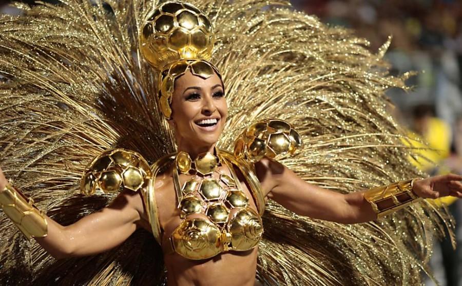 Sabrina Sato, uma das musas do Carnaval (Foto: Divulgação)