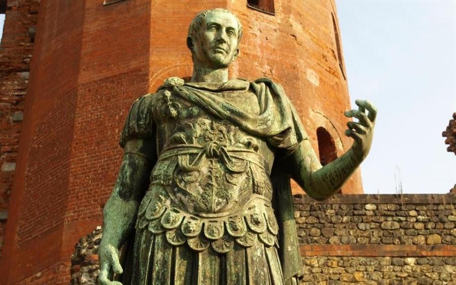 Júlio cesar, imperador romano (foto: divulgação)
