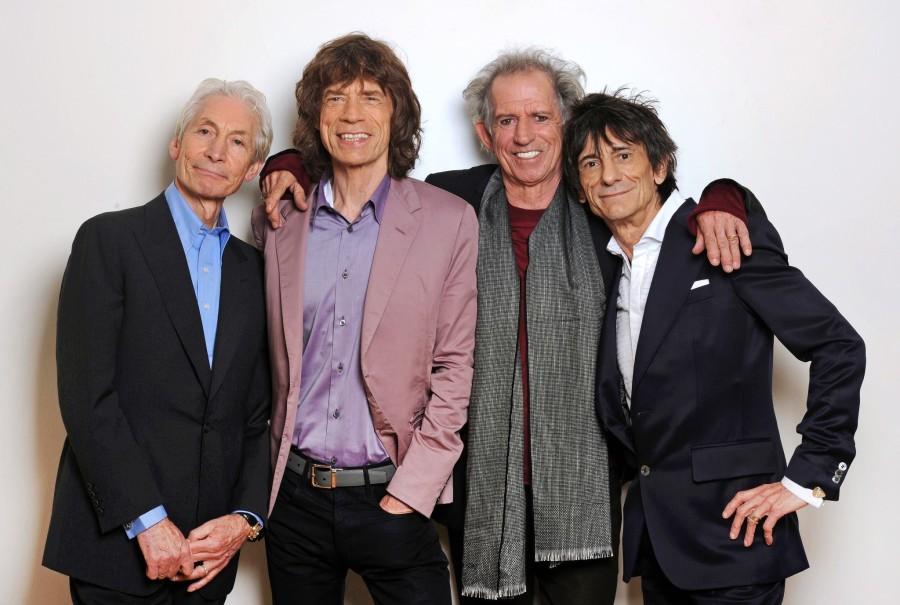 Desde 1962 os Rolling Stones fazem história com os clássicos de rock (foto: Divulgação)