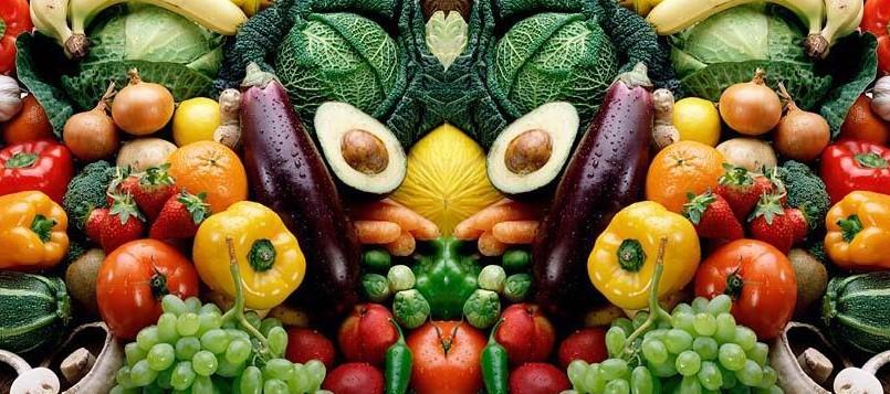 alimentos coloridos ajudam a manter bronzeado (foto: divulgação)