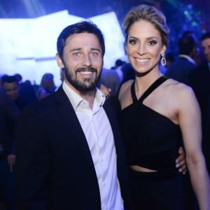 Caio Conca e Camila Brait (Foto: Divulgação)