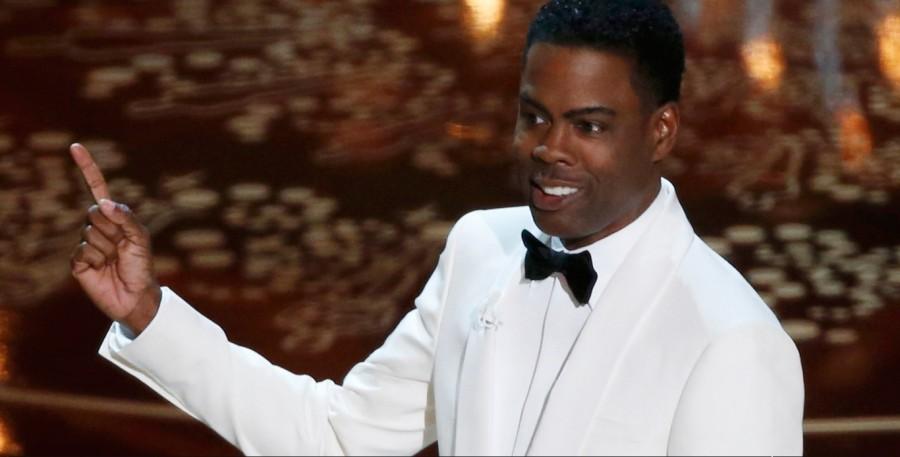 Chris Rock faz discurso de abertura do Oscar 2016 (Foto: Divulgação)