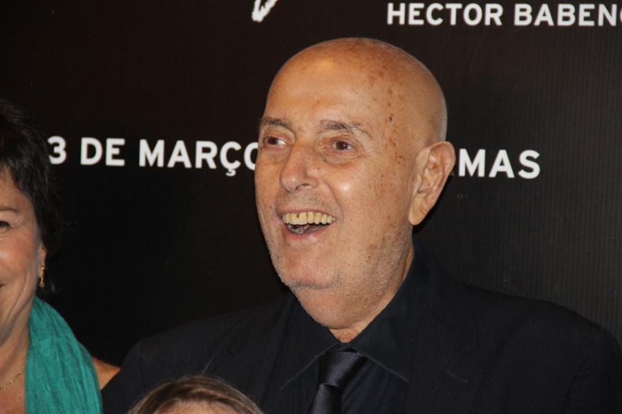 Hector Babenco (Foto: Francisco Soares / ClaCrideias)