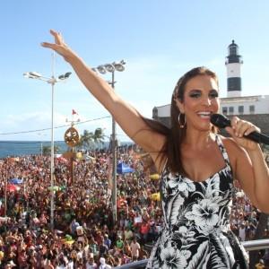 Ivete carnaval 2012 (foto: divulgação)