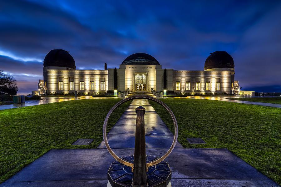 The Griffith Observatory (foto: Divulgação)