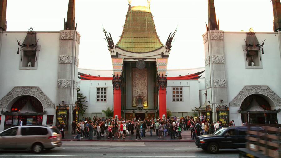 Chinese Theater (Foto: divulgação)