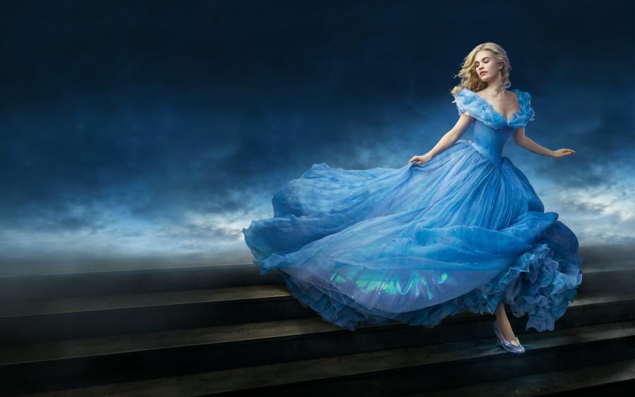 Cinderella e seu sapatinho de cristal é o ícone dos sapatos (Foto: Divulgação)