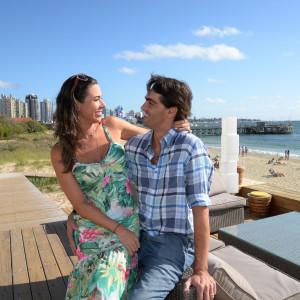 Giba e esposa (foto: divugação)