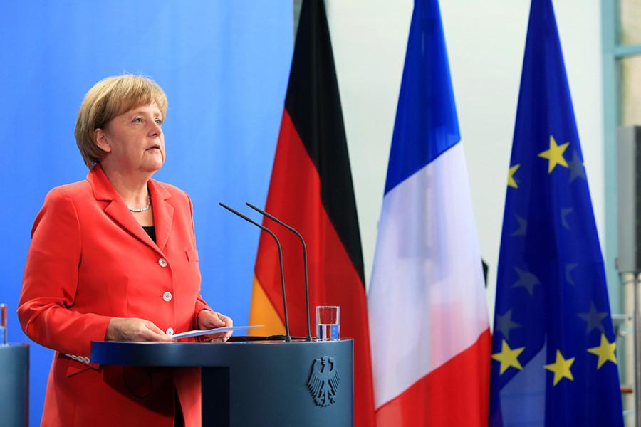Angela Merkel, chanceler alemã é a mulher mais poderosa do mundo (foto: divulgação)