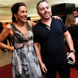 Patricia Casé e Tuca Franchini (foto: divulgação)