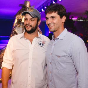 Felipe Fedozzi e Mauricio Mateo (foto: divulgação)
