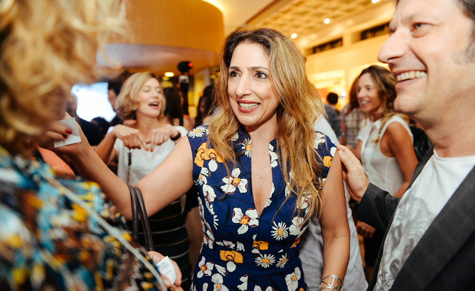 Flavia Garrafa (Foto: Divulgação)
