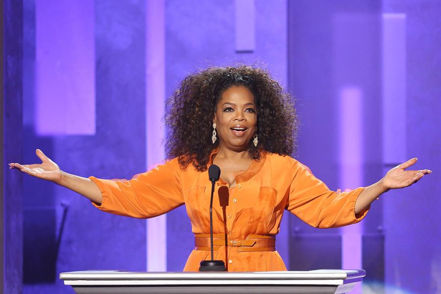 Oprah Winfrey, magnata da mídia é a 12ª mulher mais poderosa (foto: divulgação)