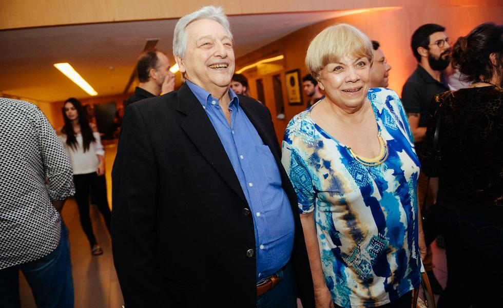 Fulvio e Vera Stefanini (Foto: Divulgação)