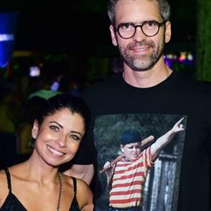 Ana Lima e Leonardo Motta (Foto: divulgação)