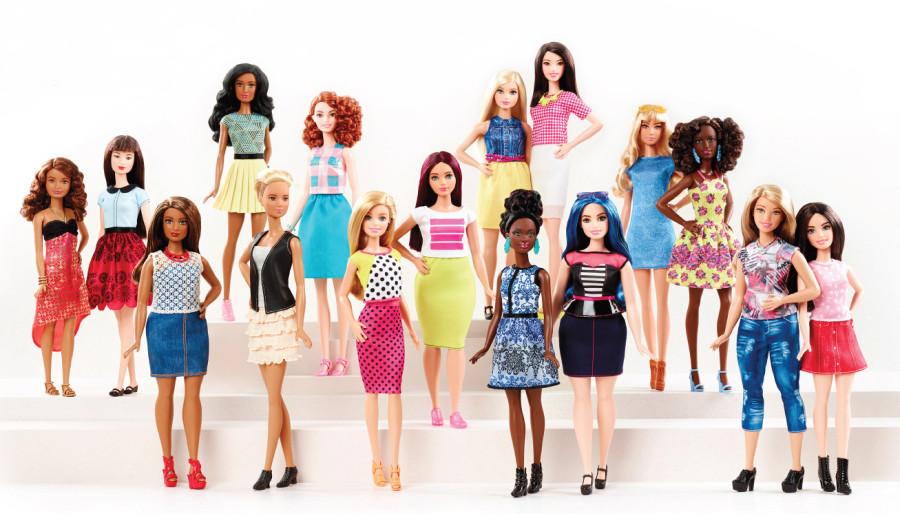 Barbie Fashionistas 2016 aterrizam no Brasil (foto: divulgação)