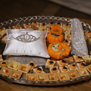 Buffet da cris nutti (Foto: Nair Barros/ClaCrideias)