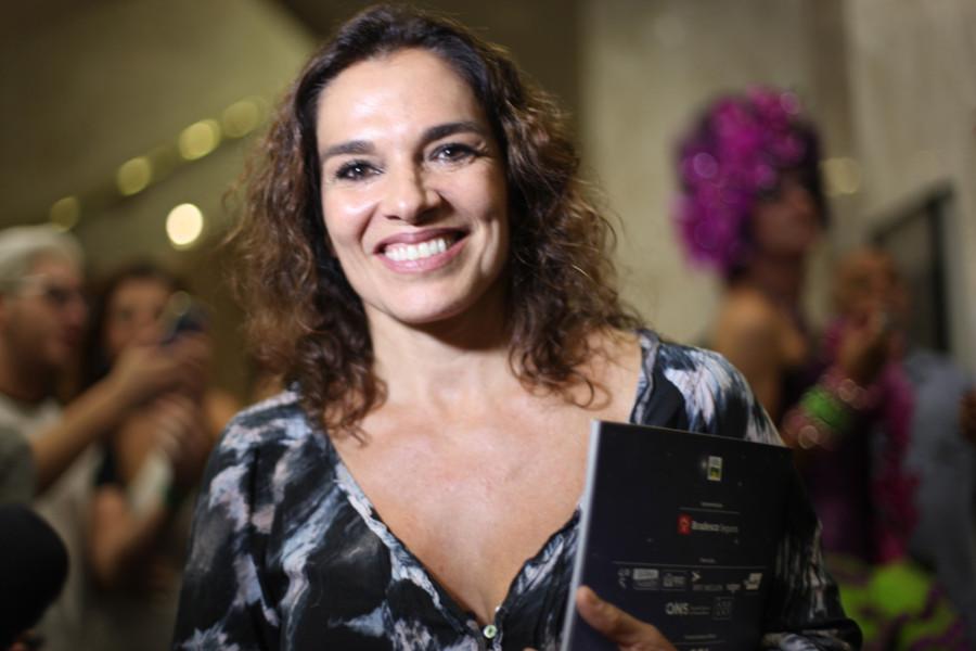 Mara carvalho (Foto: Nair Barros/ClaCrideias)