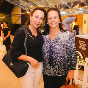 Eloisa Ugolini e Analicia Scarpa (foto: divulgação)