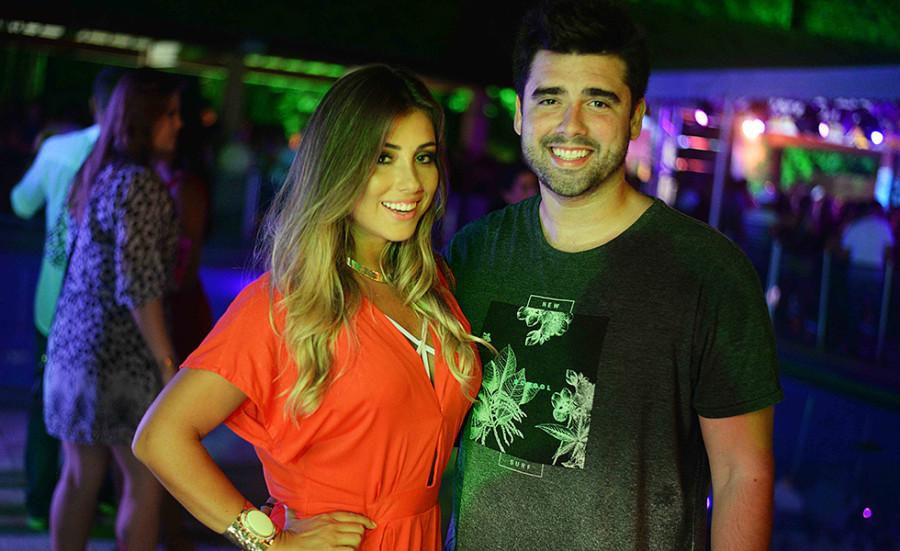Flavia Regis e Thiago Muniz (Foto: divulgação)