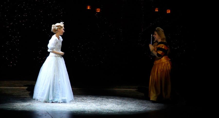 """""""O segredo do vestido? É mágica!"""", brinca bianca tadini"""