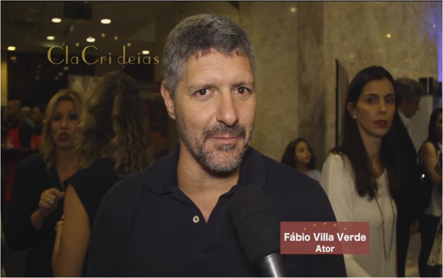 Fábio Villa Verde é braço direito de Josué em A Terra Prometida (Foto: Nair Barros/ ClaCrideias)