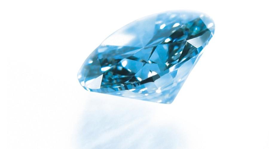 Lembrança eterna - Diamante feito com cinzas do pet (Foto: Divulgação)