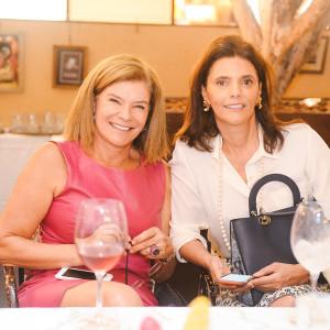 Mara Coutinho e Laly Mansur (foto: divulgação)