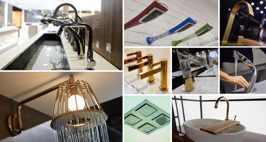 Os lançamentos em louças, metais e acessórios para revolucionar a casa (foto: divulgação)