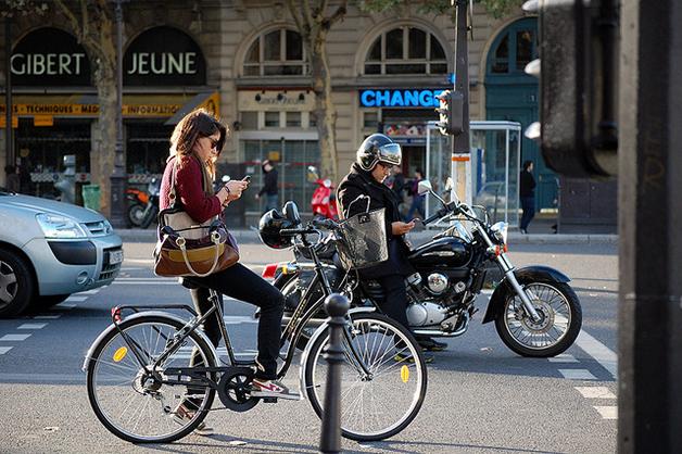 Ciclovias são cada vez mais no mundo todo (foto: divulgação)