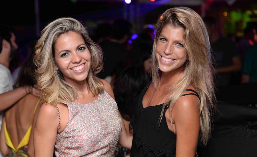 Valentina Santa Cecília e Isadora Adler (Foto: divulgação)