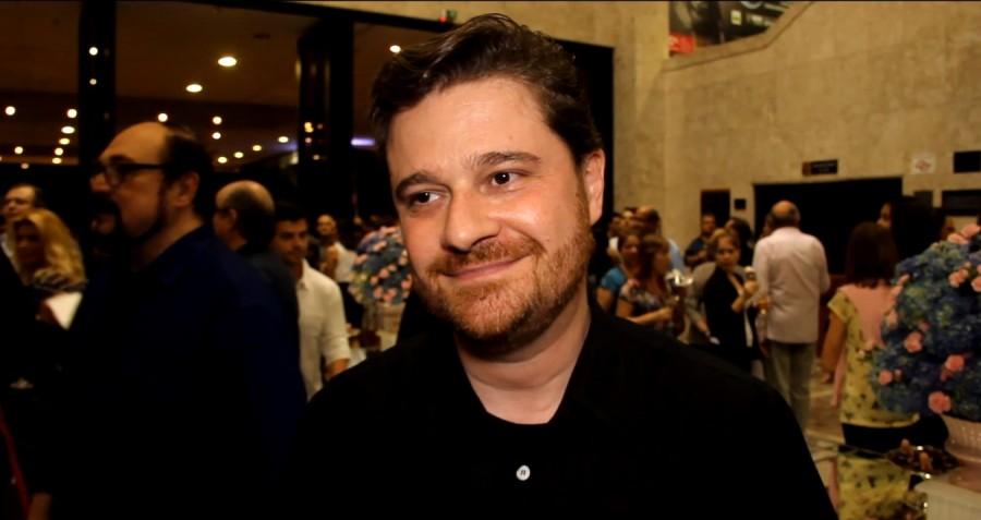 Chef Alessandro Segato fala com ClaCrideias (Foto: Nair Barros/ ClaCrideias)