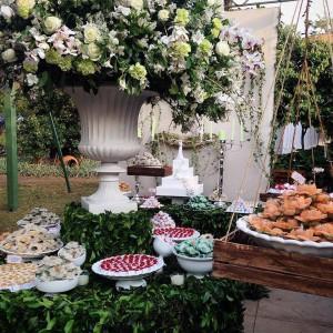 casamento feito com cake doceria gourmet (Foto: Divulgação)