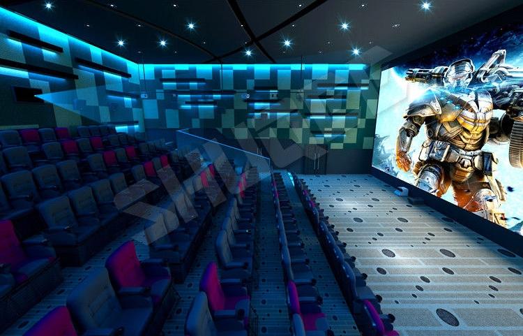 Cinema de realidade virtual (foto: divulgação)