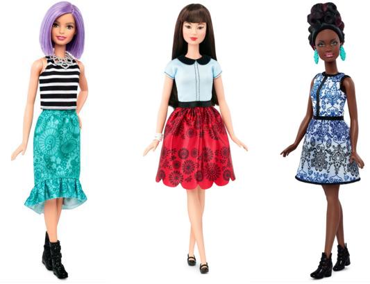 barbie fashionista (foto: divulgação)