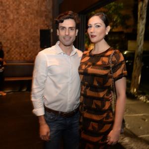 Francisco Godoy e Joana Requião (Foto: Divulgação)