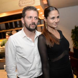 Luiz e Cris Rudge (Foto: Divulgação)