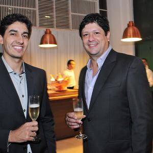 Felipe Castanheira e Ernane Melo (Foto: Divulgação)