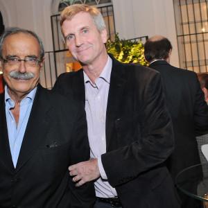 Otávio Lopes e Rodrigo Drysdale (Foto: Divulgação)