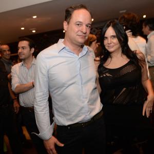 José Maria Ledesma e Jacqueline Shor (Foto: Divulgação)