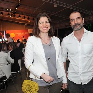 Camilla Schahin e Fábio Knoll (Foto: Divulgação)