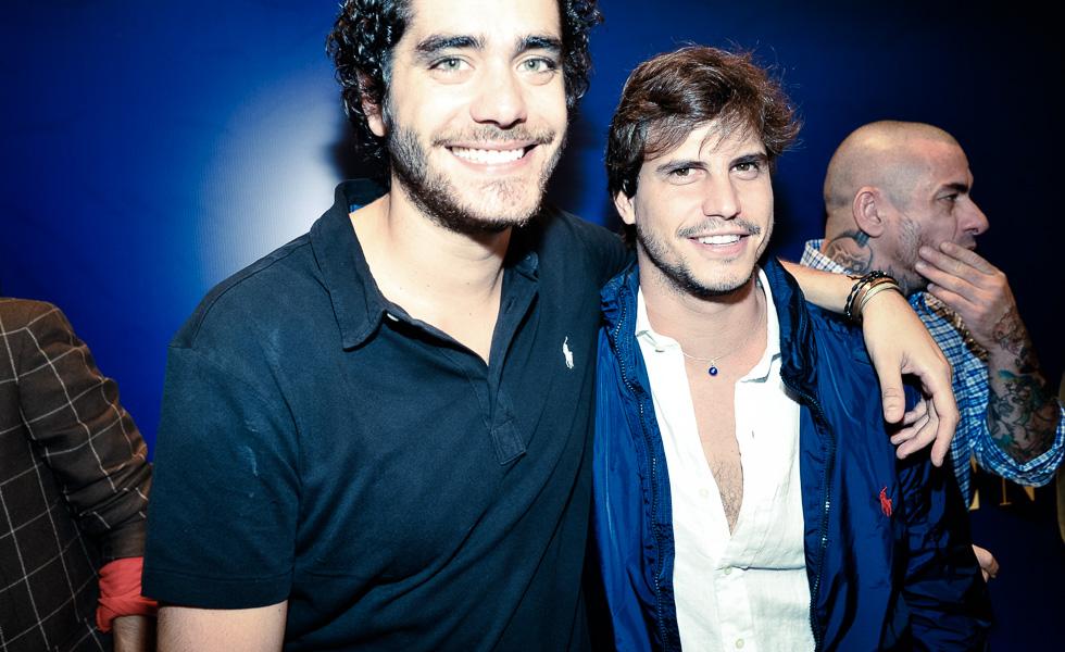 Dudu Linhares e Pedro Braun (Foto: Divulgação)