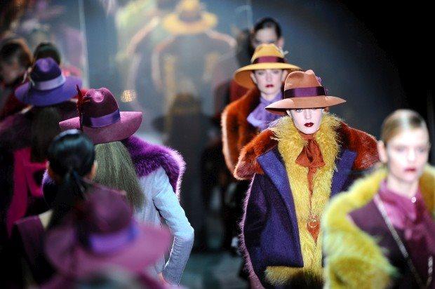 A partir de 2017 Gucci faz desfile misto (Foto: Divulgação)