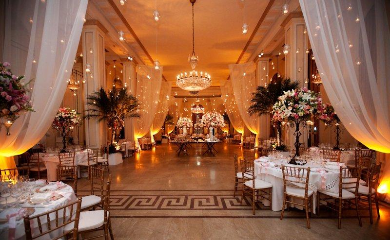Evento acontece em salão do Copacabana Palace (Foto: Divulgação)