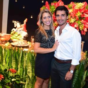 Daniela Zuffo e Luiz Felipe Camargo (Foto: Divulgação)