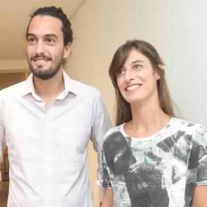 Fabio Esteve e Antonia Almeida (Foto: Divulgação)