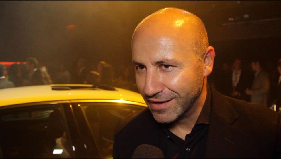 Diretor de marketing da Audi, Herlander Zola (Foto: Nair Barros/ Clacrideias)