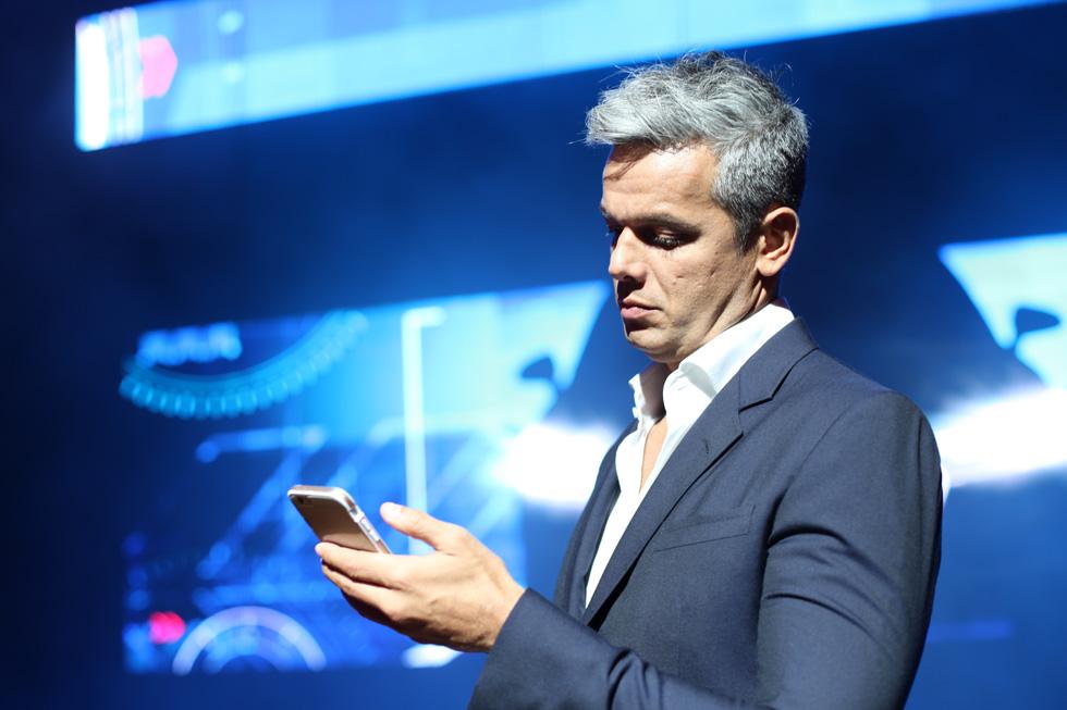 Otaviano Costa (Foto: Nair Barros/ Clacrideias)